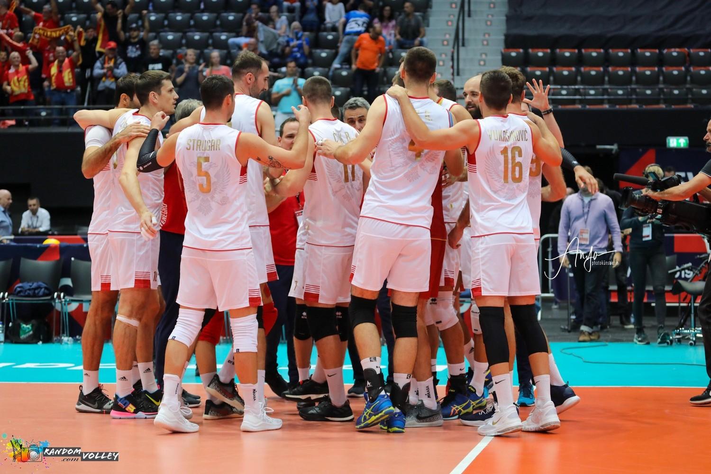 odbojkasi crne gore odbojkaska reprezentacija seniori evropsko prvenstvo estonija 01