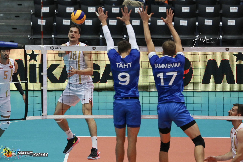 odbojkasi crne gore odbojkaska reprezentacija seniori evropsko prvenstvo estonija 02