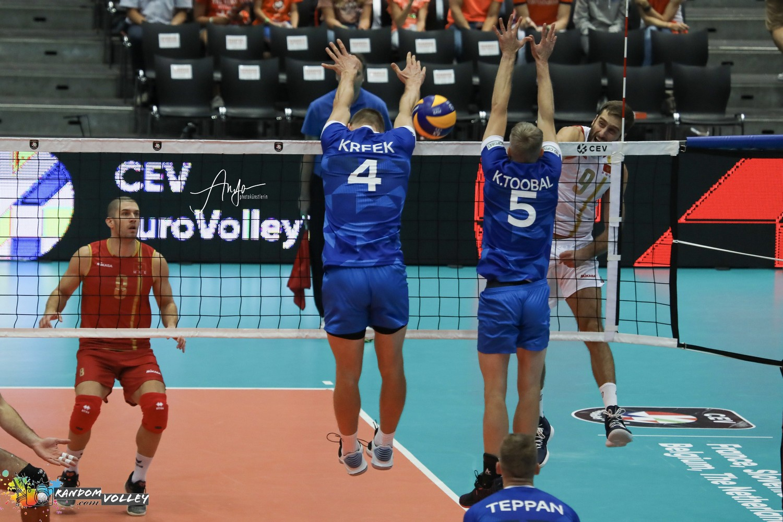 odbojkasi crne gore odbojkaska reprezentacija seniori evropsko prvenstvo estonija 05