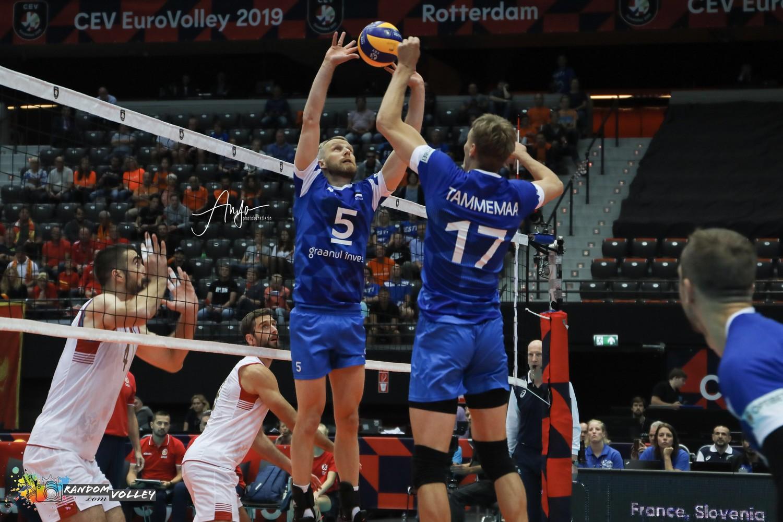 odbojkasi crne gore odbojkaska reprezentacija seniori evropsko prvenstvo estonija 10
