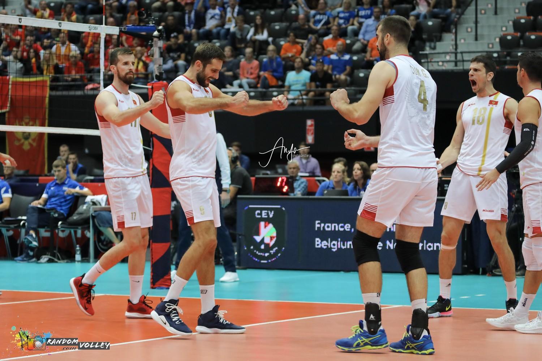 odbojkasi crne gore odbojkaska reprezentacija seniori evropsko prvenstvo estonija 12