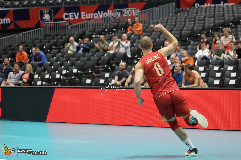 odbojkasi crne gore odbojkaska reprezentacija seniori evropsko prvenstvo estonija 15 nikola lakcevic