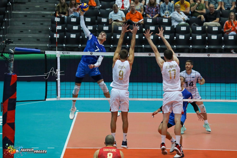 odbojkasi crne gore odbojkaska reprezentacija seniori evropsko prvenstvo estonija 18