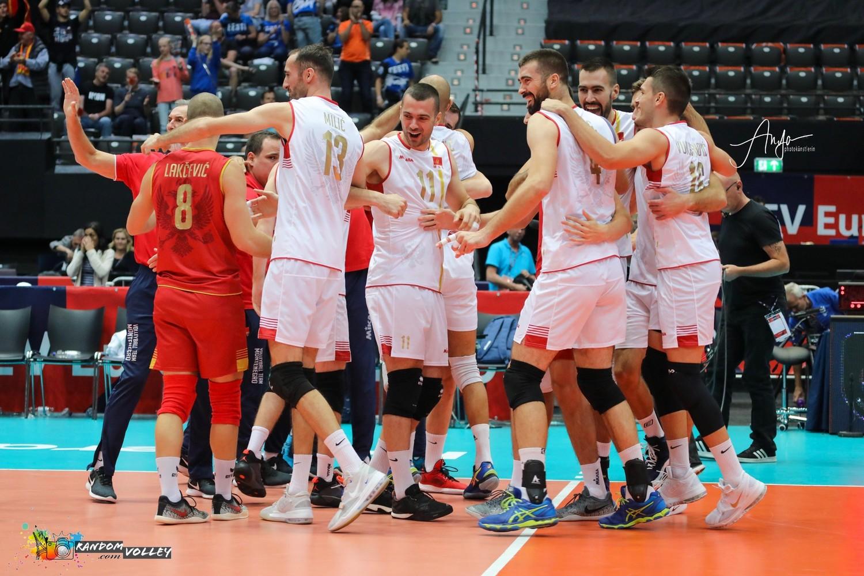 odbojkasi crne gore odbojkaska reprezentacija seniori evropsko prvenstvo estonija 22