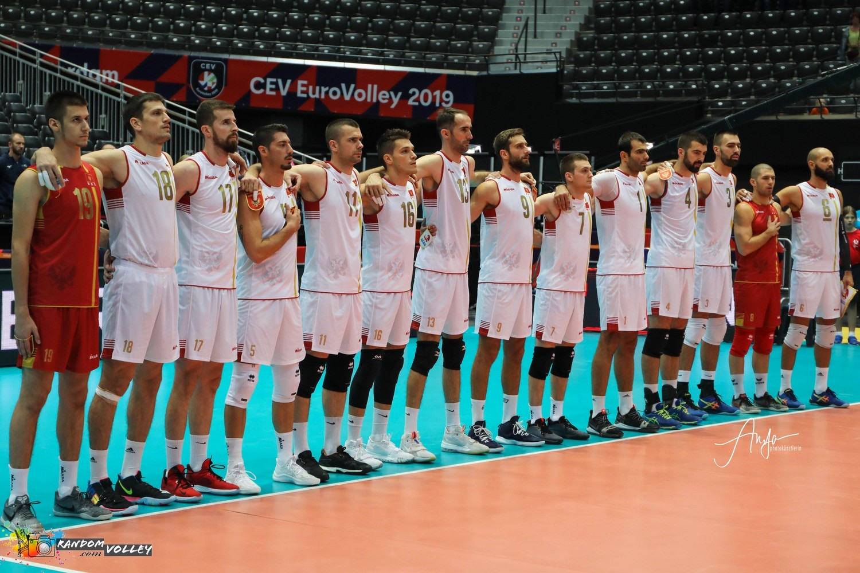 odbojkasi crne gore odbojkaska reprezentacija seniori evropsko prvenstvo estonija 23