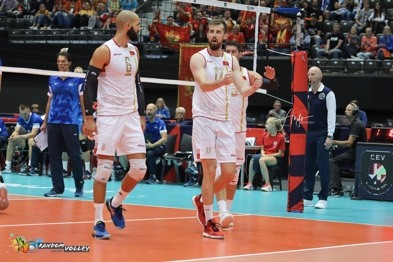 odbojkasi crne gore odbojkaska reprezentacija seniori evropsko prvenstvo estonija 24